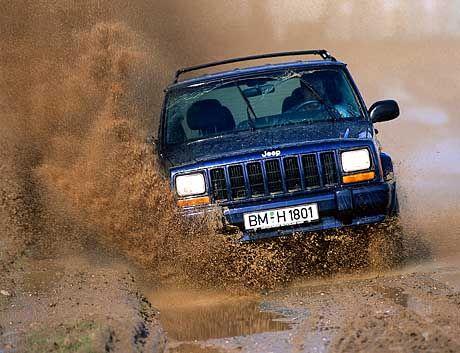 Das Aus für den Jeep Cherokee