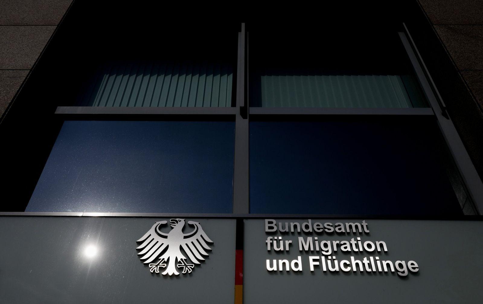 BAMF/ Bundesamt für Migration und Flüchtlinge