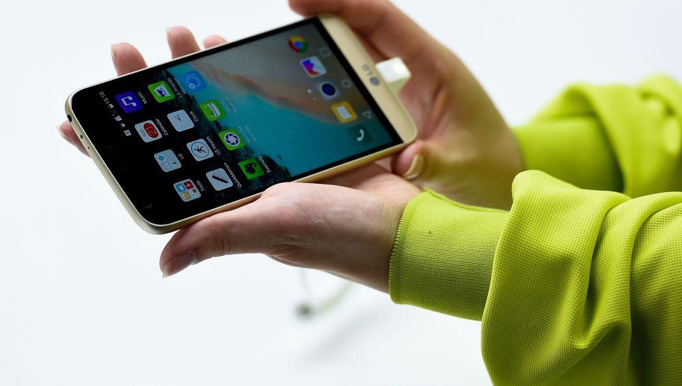 LG G5: Ein Smartphone, das anders ist