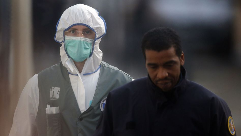 Ermittler bei Razzia in Saint-Denis: Leichen noch nicht identifiziert