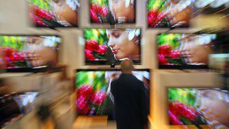 So sehen die Fernseher der nahen Zukunft aus