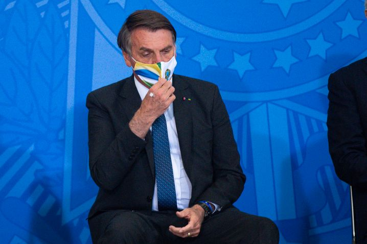 In Brasilien bringt ein Untersuchungsausschuss zur Korruption immer mehr Skandale der Bolsonaro-Regierung ans Licht
