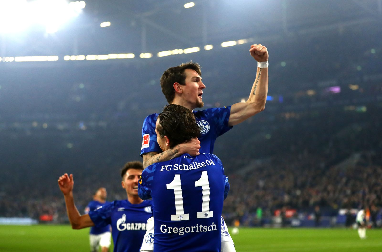 FC Schalke 04 v Borussia Moenchengladbach - Bundesliga
