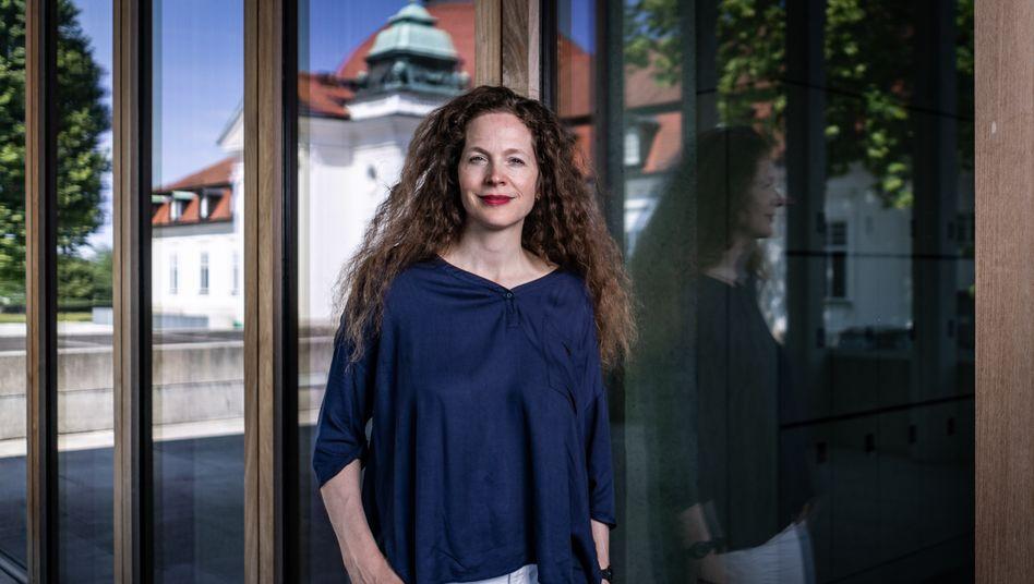Sandra Richter, Direktorin des Deutschen Literaturarchivs in Marbach