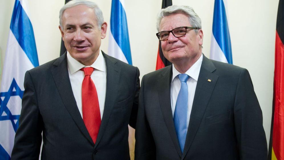 Staatsbesuch in Israel: Gauck in Jerusalem