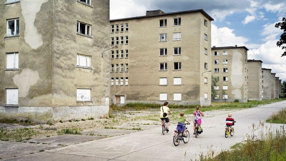 Nazi-Ruine Prora: »Man braucht schon noch Phantasie, um sich das vorstellen zu können«
