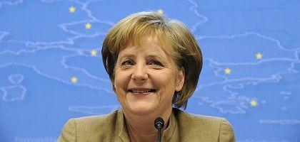 Kanzlerin Merkel: Gespräche mit Obama, Besuch in Rüsselsheim