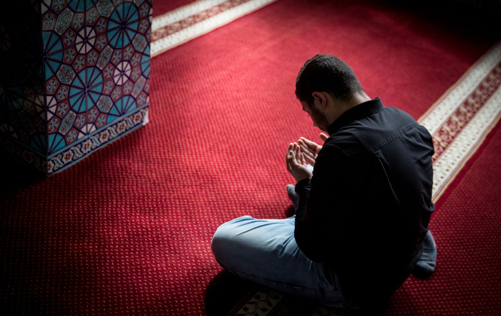 Muslim / Moschee / Beten