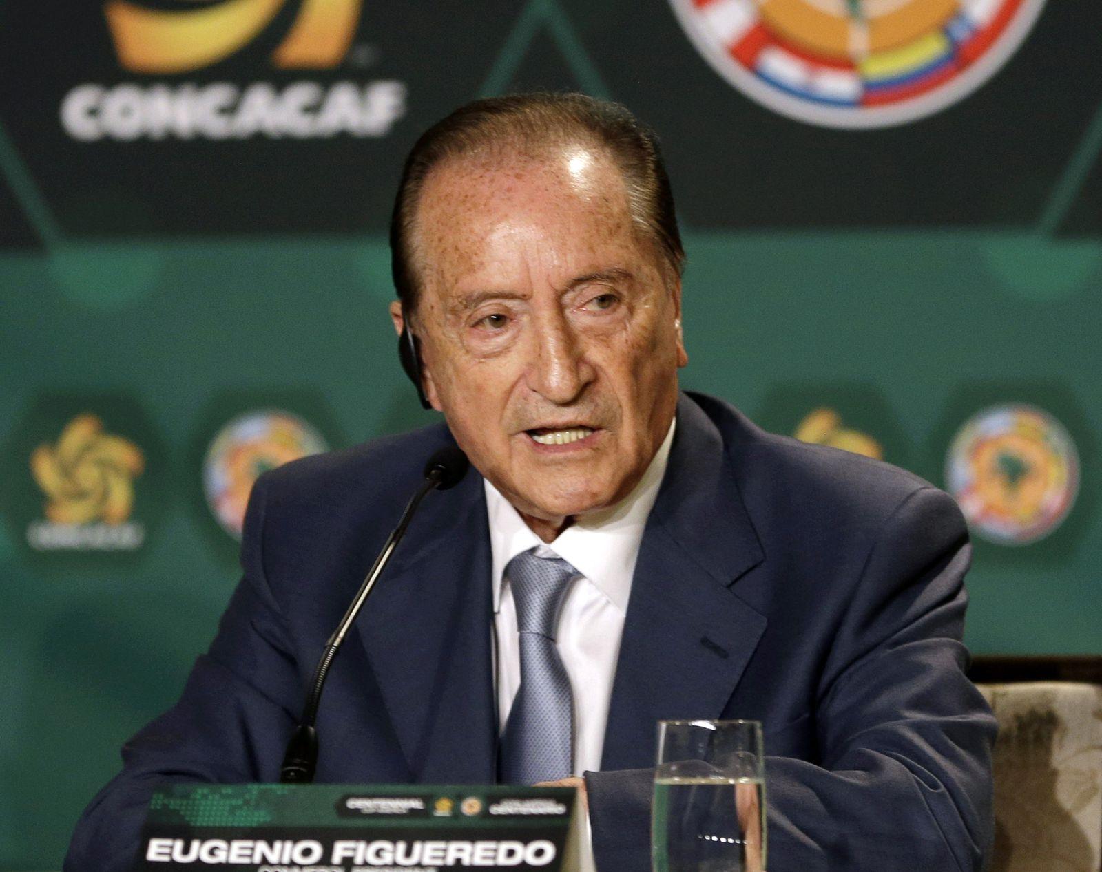 Eugenio Figueredo, Fifa