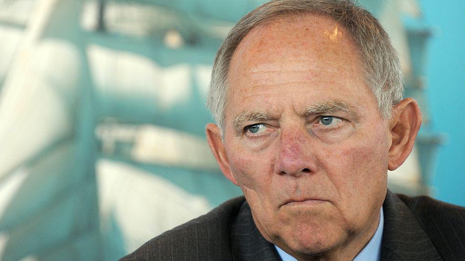 Innenminister Schäuble: Wunschliste aus den Referaten
