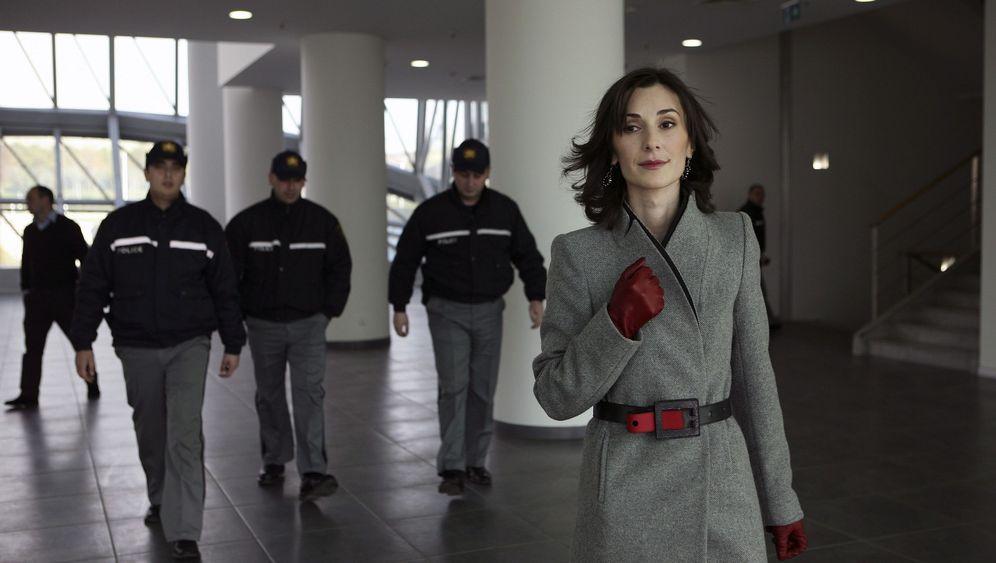 Ukraine: Polizeireform auf Georgisch