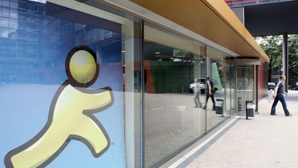 AOL-Zentrale in Hamburg: Alle Aktivitäten auf Großbritannien konzentrieren?