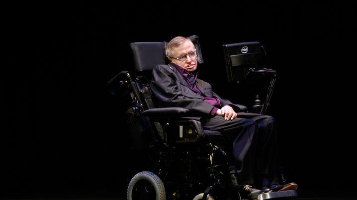 Stephen Hawking: Genie und Popstar