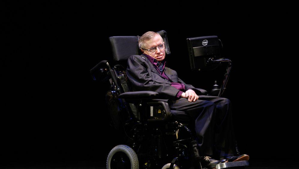 Stephen Hawking: Leben eines schwerkranken Genies