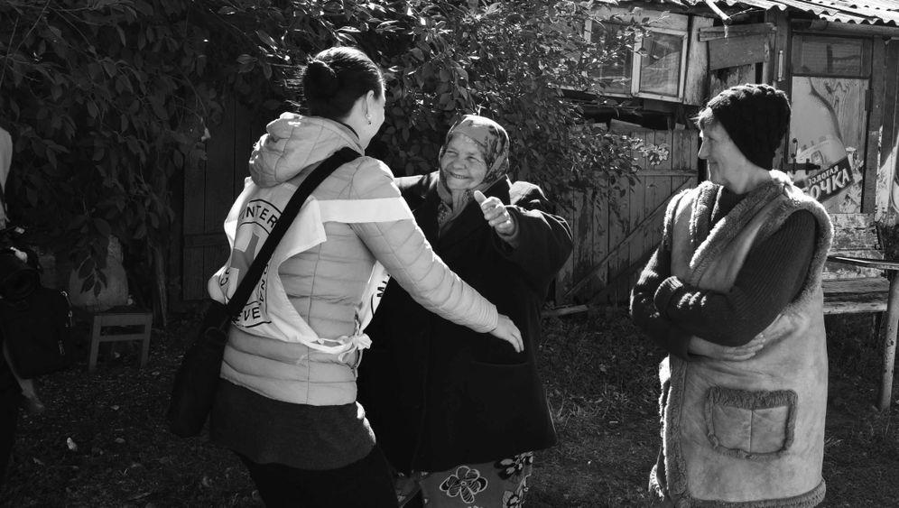 Avdiivka in der Ukraine: Nächte im Schacht