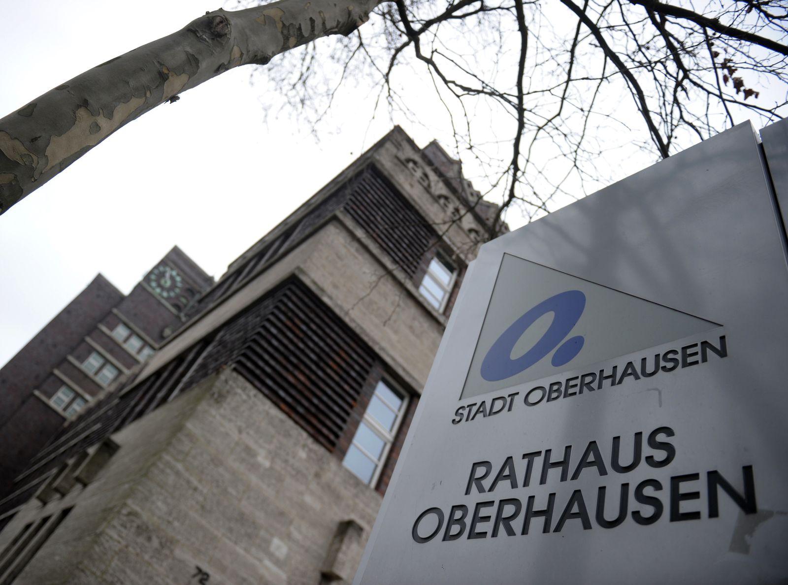 Oberhausen / Tathaus
