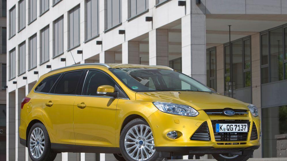 Ford Focus Turnier Ecoboost: Sind drei Zylinder genug?