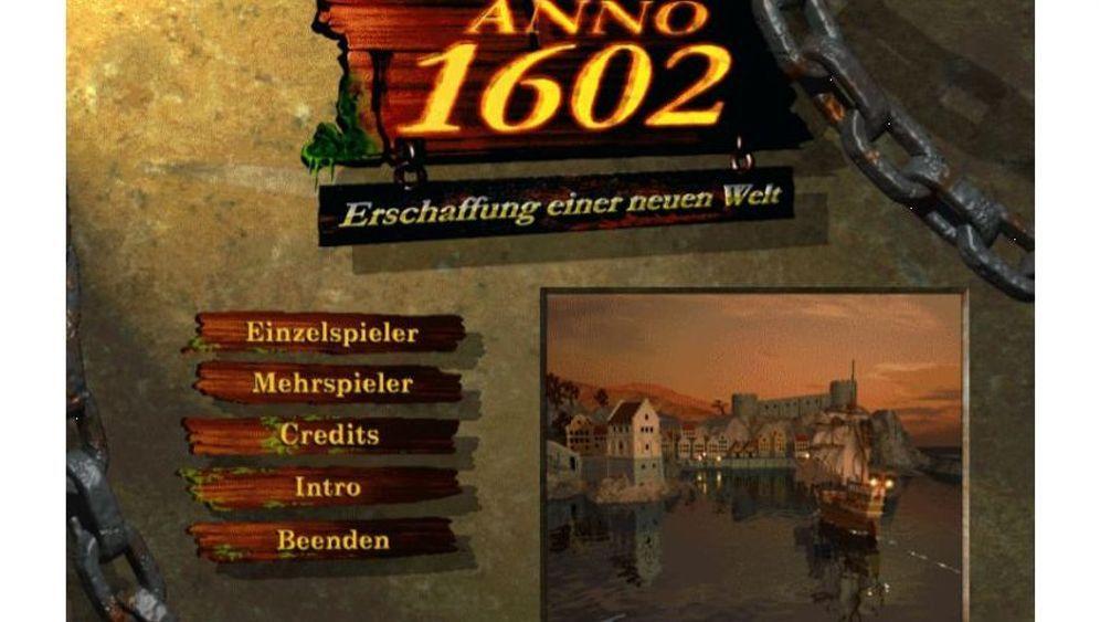 "Aufbau-Klassiker: So sah ""Anno 1602"" aus"