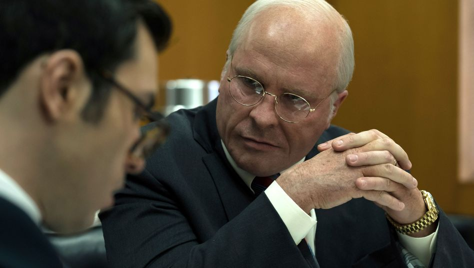 """Christian Bale als Dick Cheney """"Vice"""""""
