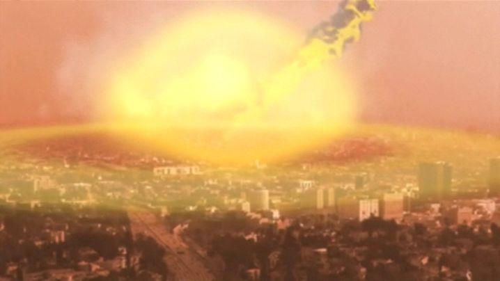 Überraschende Explosionen: Städte in Gefahr