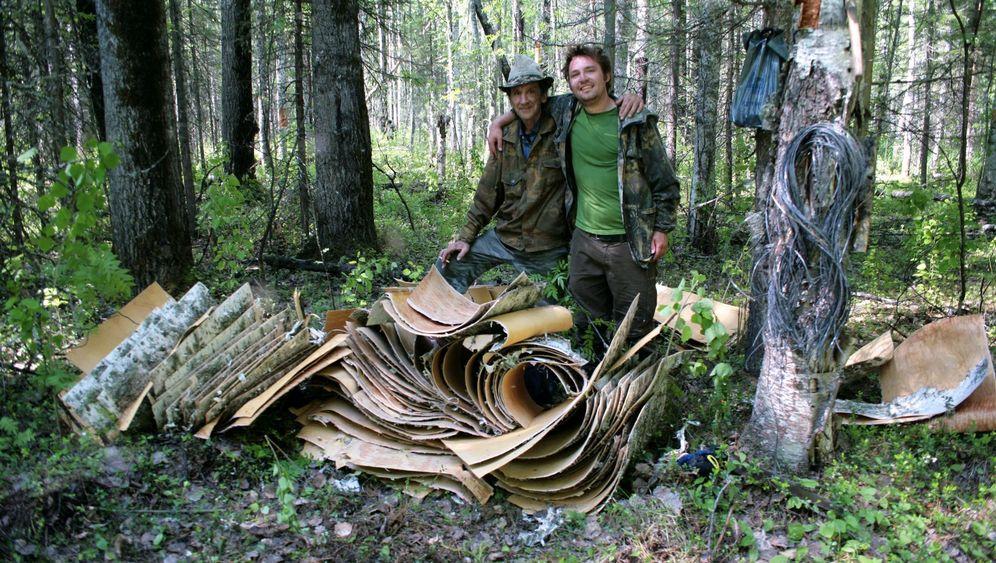Unternehmer in Sibirien: Komm doch morgen wieder vorbei