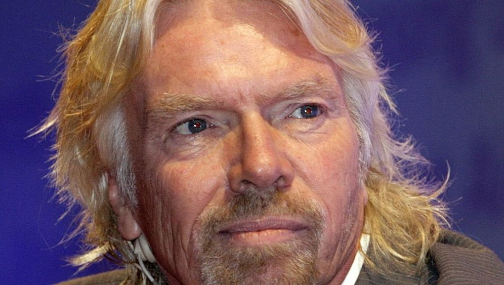 Photo Gallery: Branson Seeks to Tackle Climate Change
