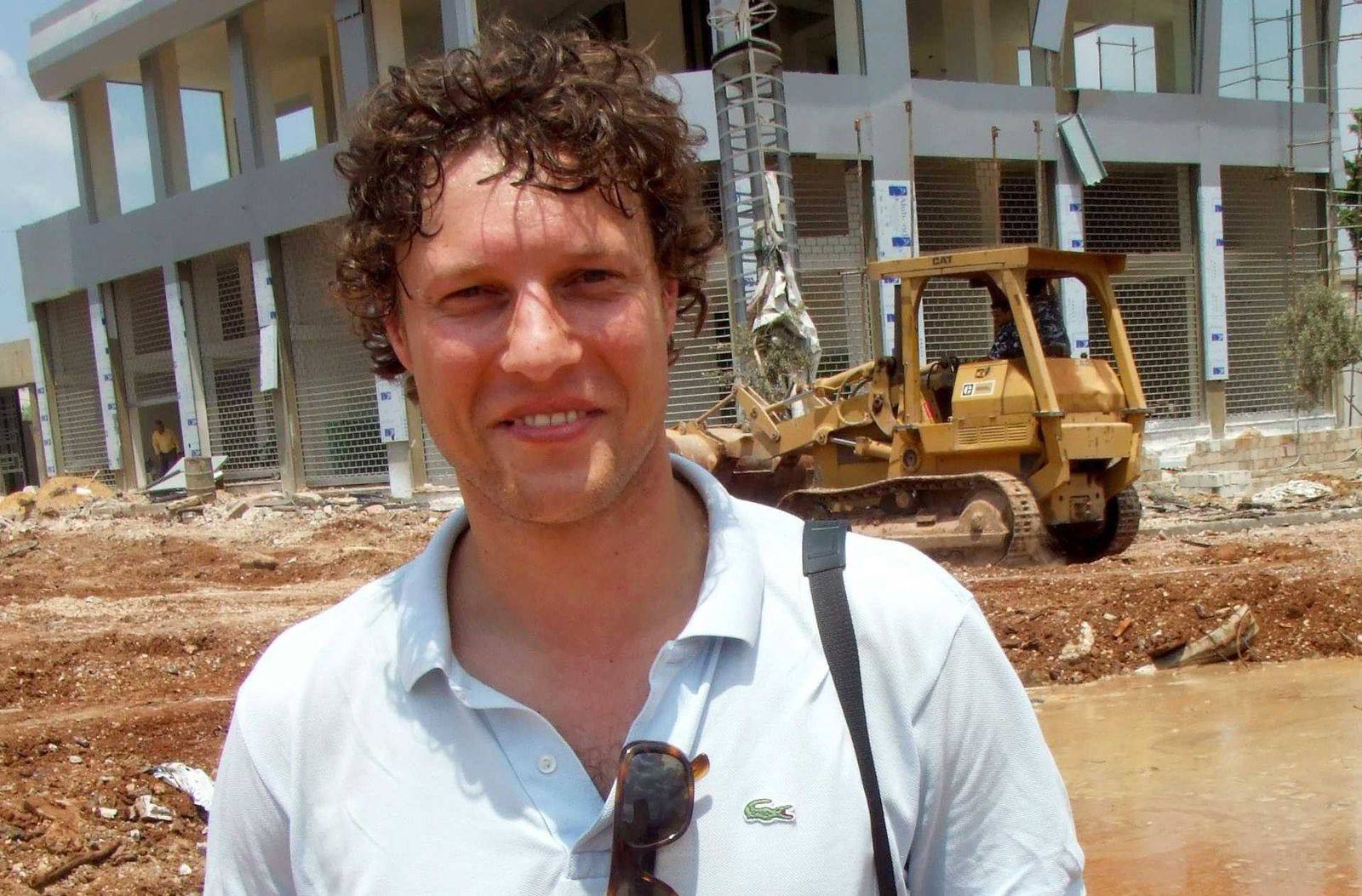 Jeroen Oerlemans has been killed by an IS sniper in Sirte