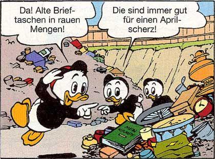 """Geschmacklosigkeit oder Parodie? Hitlers """"Mein Kampf"""" in der aktuellen """"Micky Maus"""""""