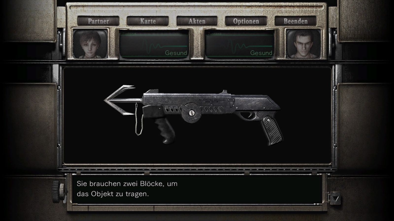 Abgespielt/ Resident Evil 0/ 7