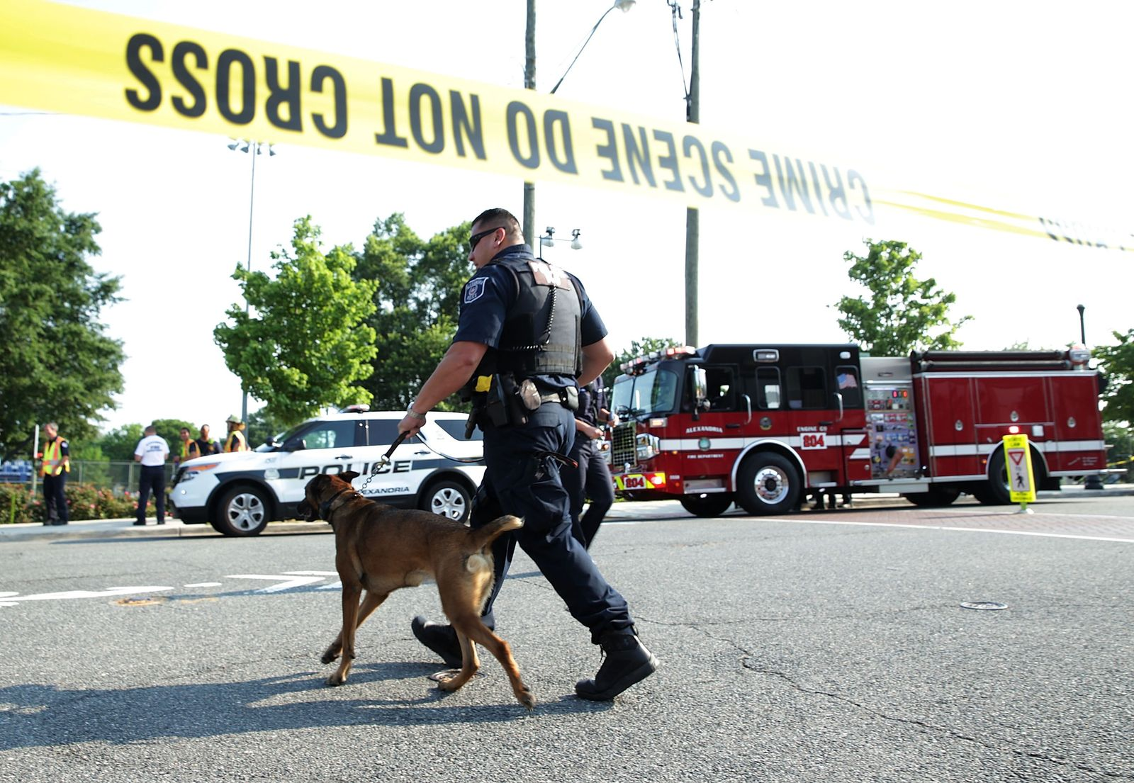 US-MULTIPLE-INJURIES-REPORTED-FROM-SHOOTING-AT-FIELD-USED-FOR-CO