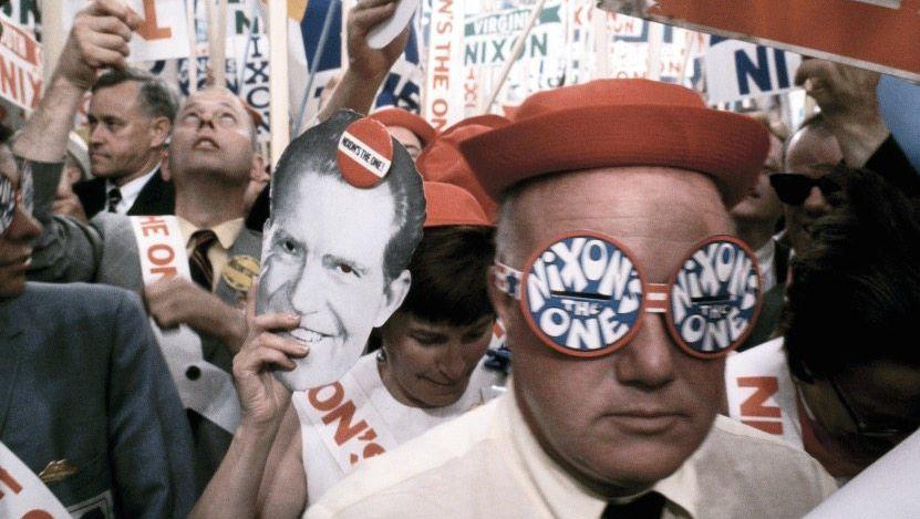 Parteitag der US-Republikaner 1968 in Miami: Nixon umwarb »die vergessenen Amerikaner«, die weißen Kleinbürger