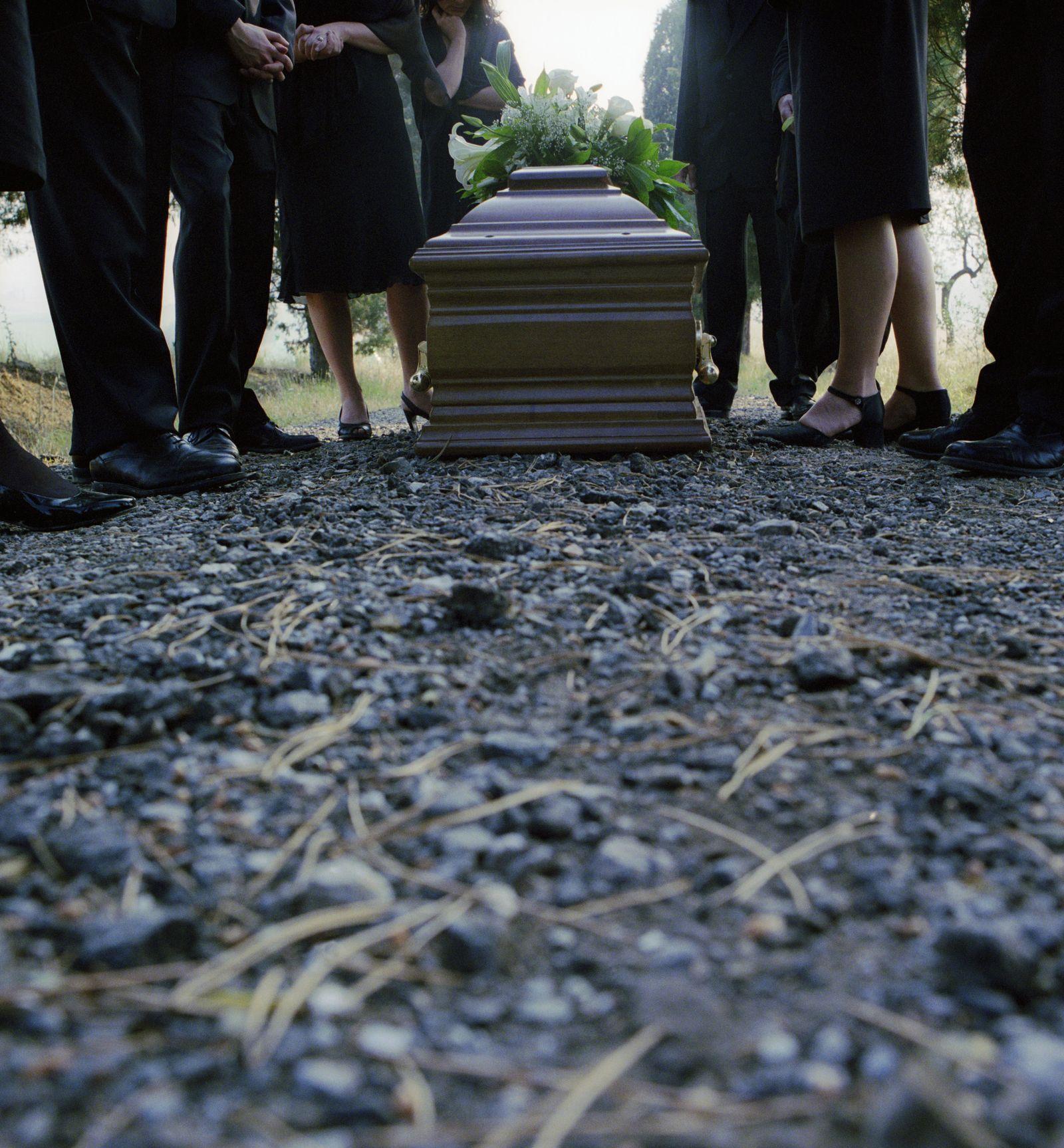 NICHT MEHR VERWENDEN! - Tod/ Trauer/ Begräbnis/ Beerdigung/ Beisetzung