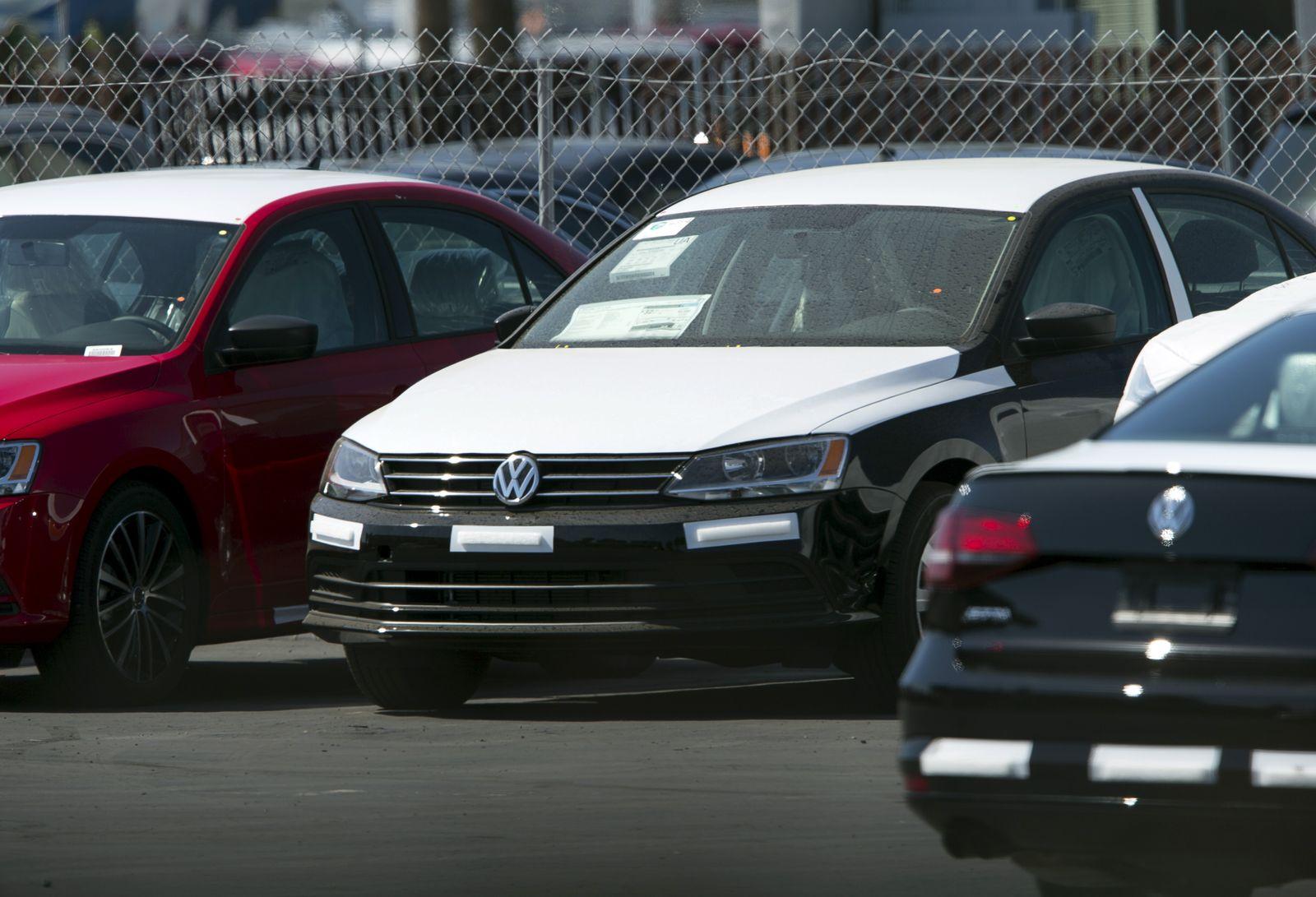 USA / VW / Deutsche Autos