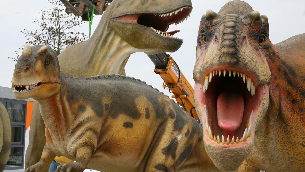 Dinosaurier: Riesenechsen blieben cool
