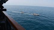 Trump droht mit Angriffen auf iranische Boote