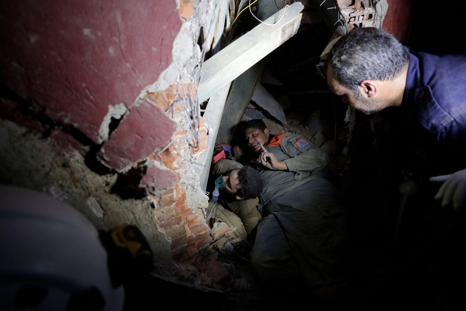 Lebanon Explosion Photo Gallery