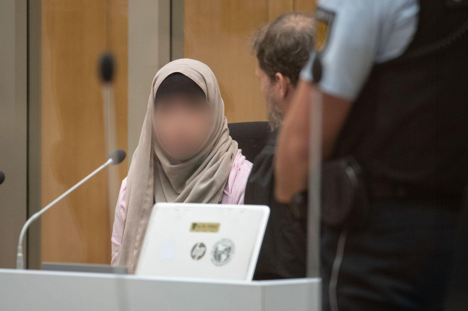 Prozess gegen mutmaßliche IS-Rückkehrerin