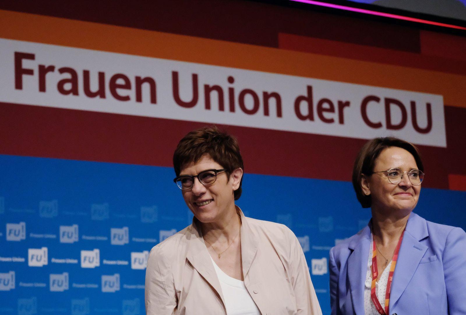 Bundesdelegiertentag der Frauenunion