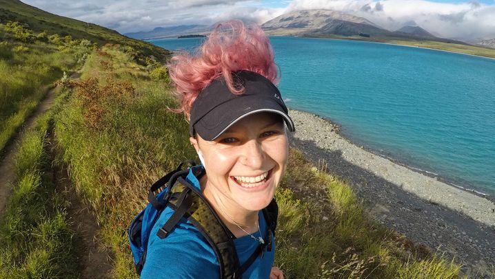 Anna McNuff: Radeln, Joggen, Wandern in Extremen