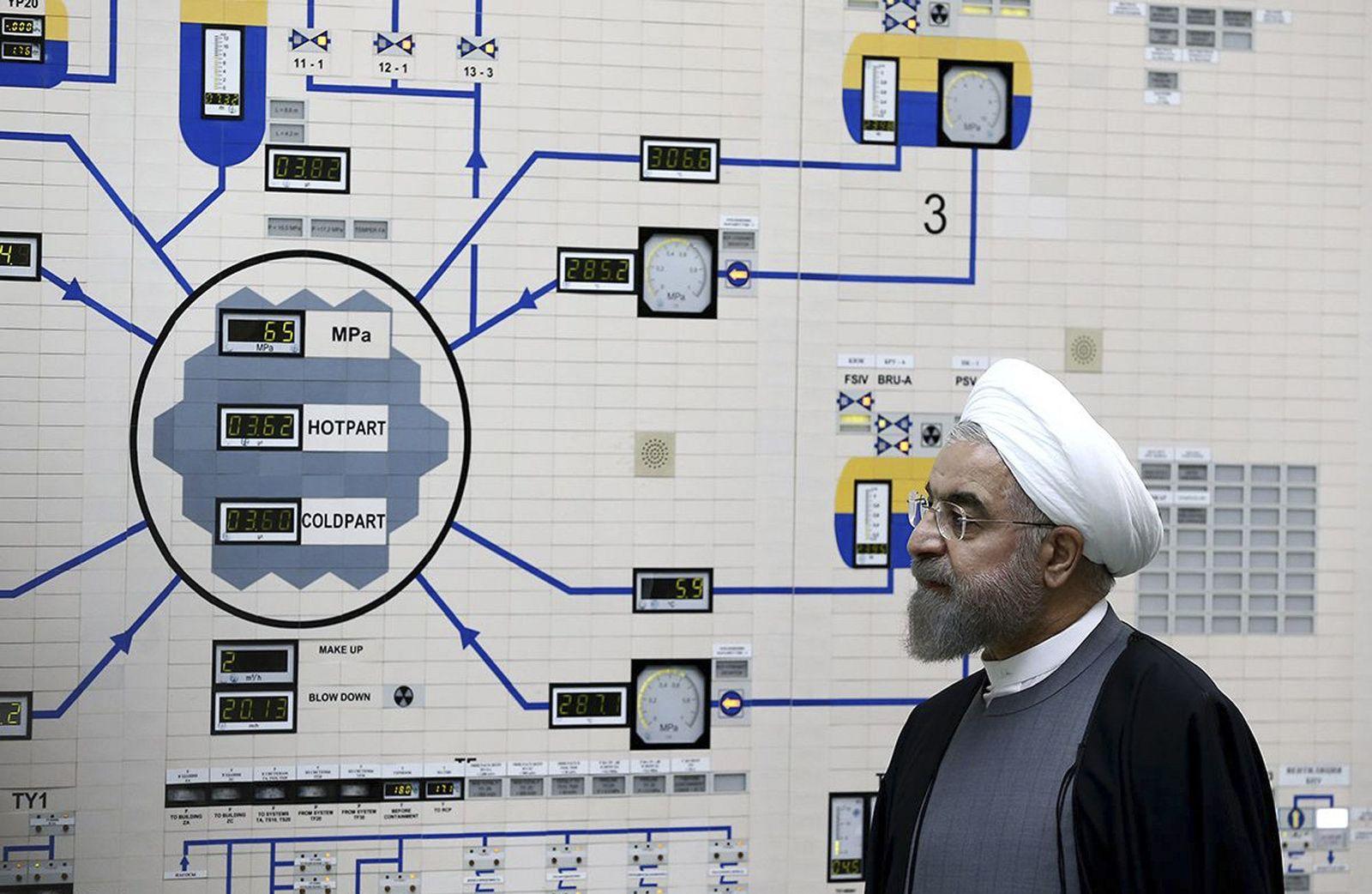 AP Explains Iran Nuclear