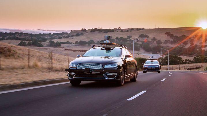 Selbstfahrende Autos: Die wichtigsten Allianzen