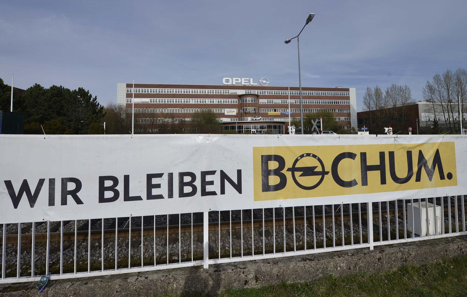 Germany General Motors Opel