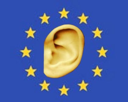 Horch, Europa: In der EU wird fleißig gelauscht
