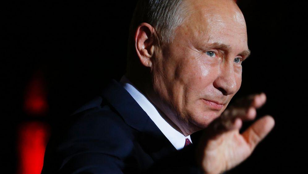 Putin und Trump: Was die Russen fordern - von Krim bis Nato