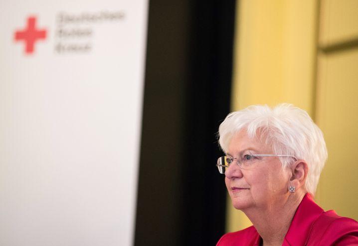 DRK-Präsidentin Gerda Hasselfeldt
