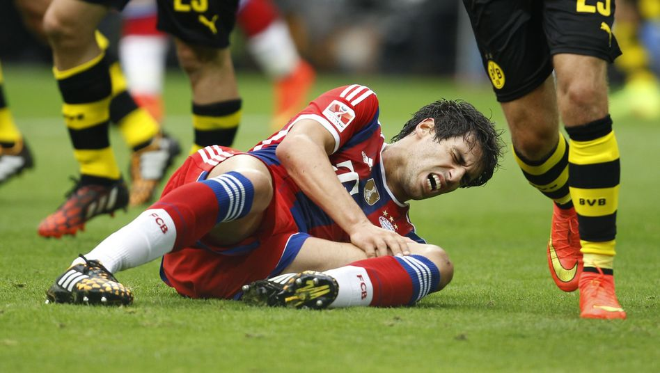 Bayern-Star Martínez: Nach Kreuzbandriss lange außer Gefecht