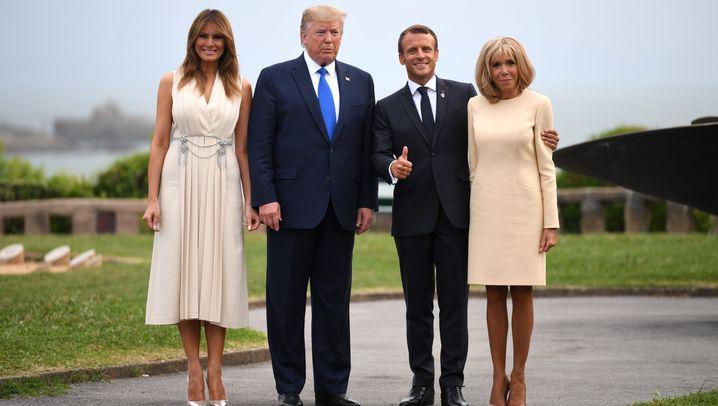 "G7 in Biarritz: Zu Gast bei ""Emanuel Macrone"""