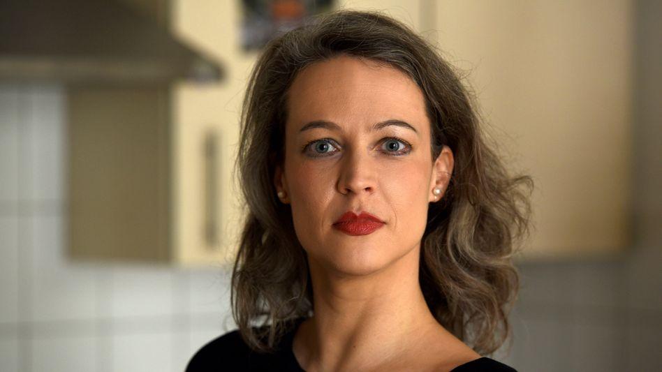 Autorin und Lehrerin Verena Brunschweiger