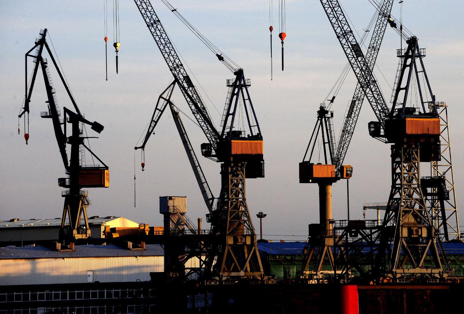 Konjunktur Hafen Hamburg