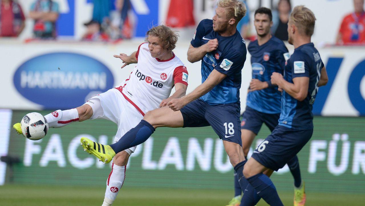 Kaiserslautern 2. Liga